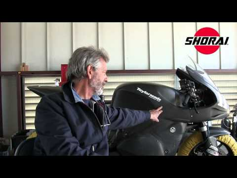 Prototype Carbon Fiber MotoGP  Moto2 Motorcycle Video