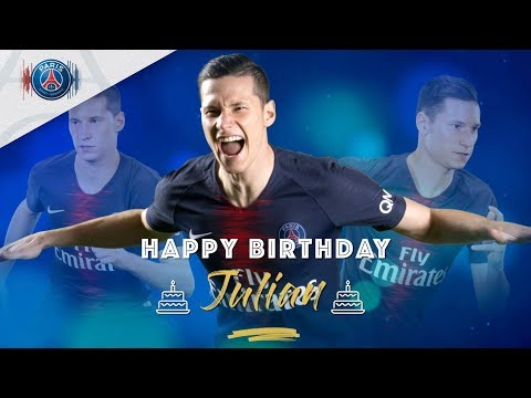 HAPPY BIRTHDAY JULIAN DRAXLER !