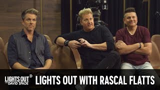 Rascal Flatts Auditions for a House Band Gig - Lights Out with David Spade