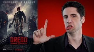 Dredd - Dredd movie review