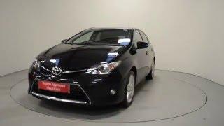 Used 2013 Toyota Auris | Toyota Used Cars NI | Shelbourne Motors | FL13WGW