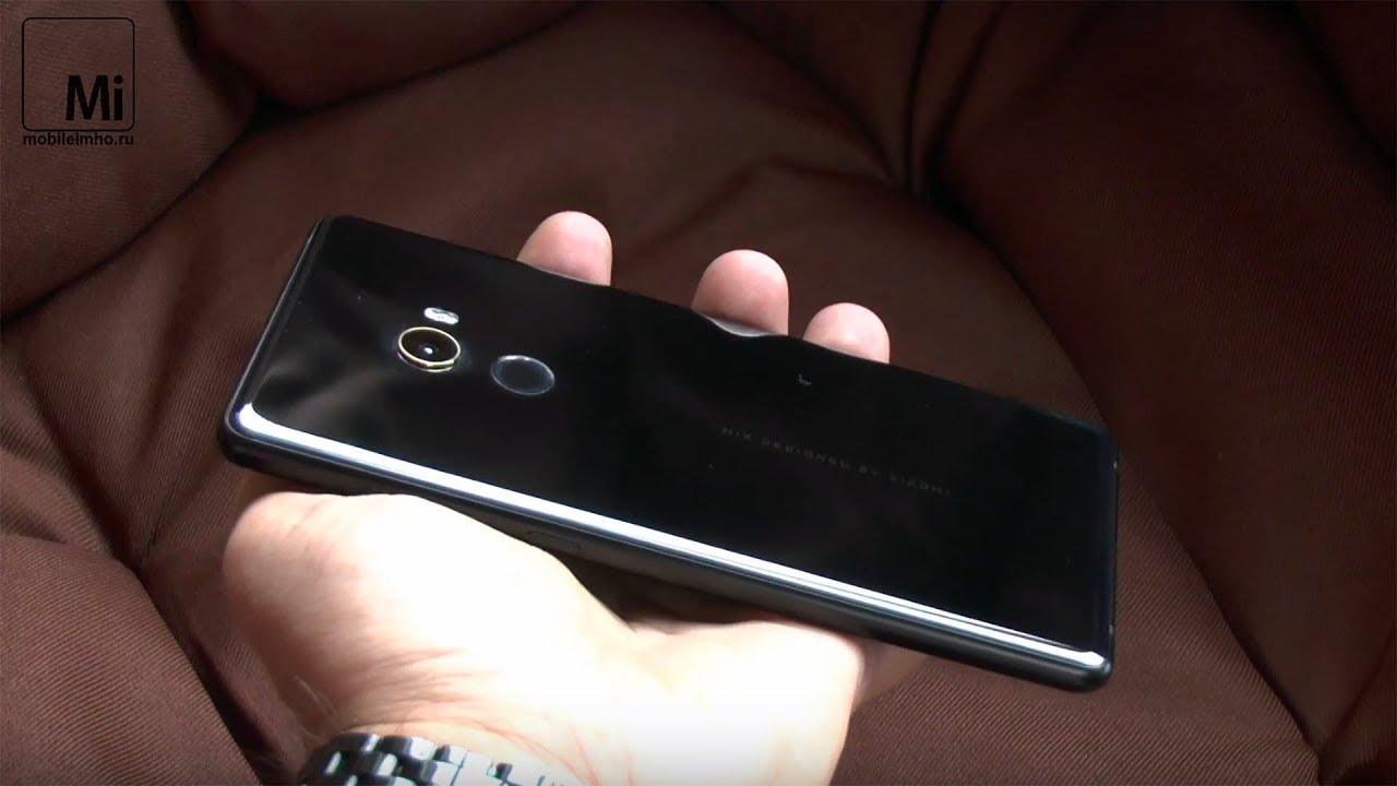 Xiaomi Mi Mix 2. Шоколад без изюма.
