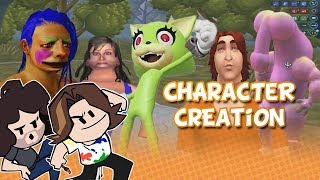 Game Grumps: Character Creation