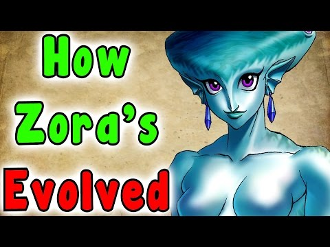 Evolution Of The ZORA (1986 - 2016)