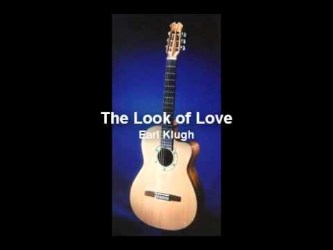 The Look of Love by earl klugh