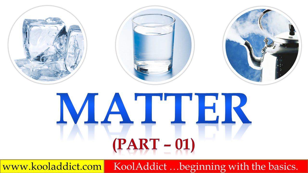 What is Matter and its...