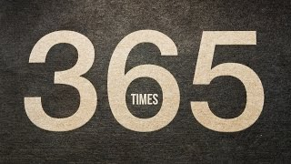 "The Word ""Day"" Mentioned 365 times in the Quran!"