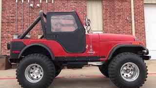 1976 Jeep CJ-5 4x4 classic