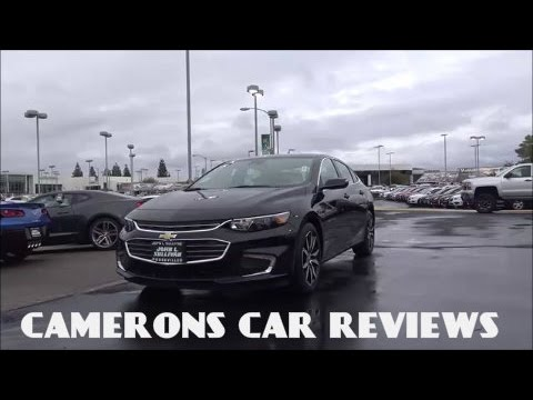 2016 Chevrolet Malibu 2LT Review: Camrys Worst Enemy? | Camerons Car Reviews