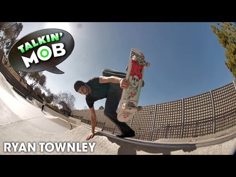 Ryan Townley: Clear Graphic MOB | Brea Park | MOB Grip