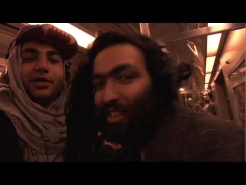 Das Racist - Chicken And Meat [OFFICIAL MUSIC VIDEO]