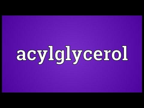 Header of Acylglycerol