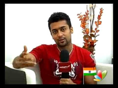 Surya Explains About Six Packs For His Fans video
