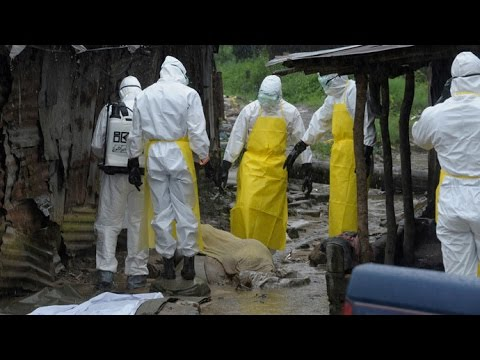 'One of biggest tragedies': Ebola triggers Sierra Leone lockdown