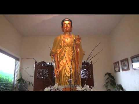 Lễ Cung Nghinh Tôn Tượng Hòa Thượng Tuyên Hóa Và 18 Đại Nguyện Của Hòa Thượng Tuyên Hóa (Rất Hay)