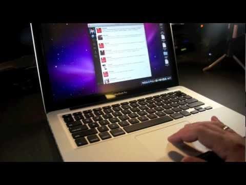 How to Fix the Trackpad on the Macbook Pro