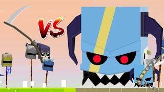 Will Hero - Reaper Helm Vs BOSS 12! Android Gameplay HD