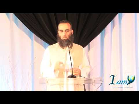 IamY Convention 2012 | Bridging the Generation Gap | Sheikh Yaser Birjas