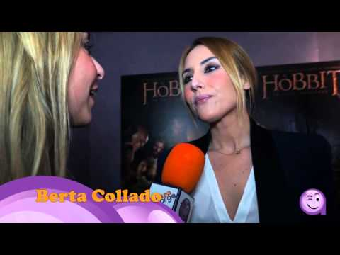 El Hobbit, premiere en Madrid
