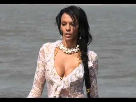 Judi Shekoni wet Bikini photo shoot   Video Dailymotion