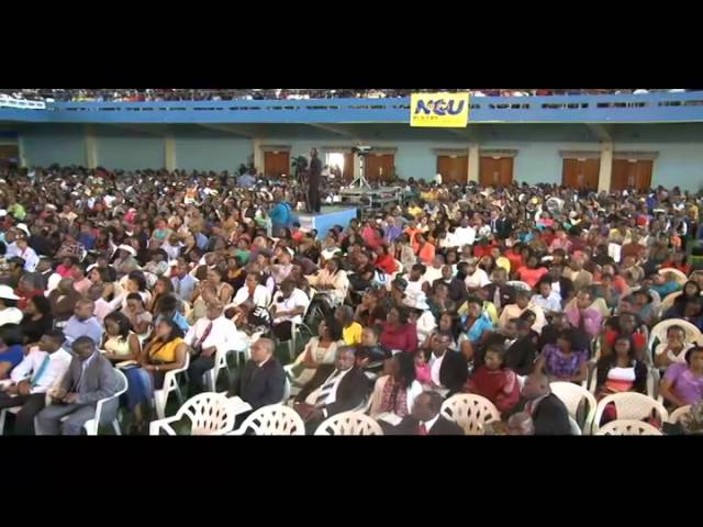 Amazing Facts Jamaica Rally - January 31, 2015 - Morning Service
