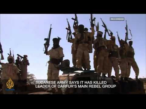 Inside Story - Darfur conflict: A rebel leader's death