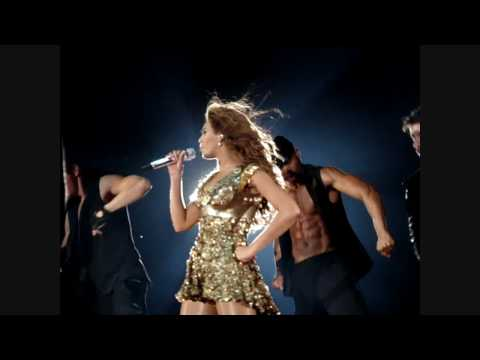 HD - Check On It / Bootylicious / Bug A Boo / Jumpin' Jumpin' - Beyoncé @ Newcastle 22nd May