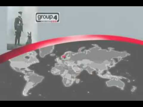 Historia de la CIA G4S Security