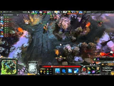 Team Empire vs Sigma Game 2 - joinDOTA DOTA 2 League - TobiWan & Capitalist