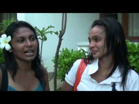 Hikkaduwa Pool and Lunch Srilanka 2012