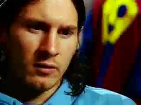 Lionel Messi Interview about C.ronaldo and Kaka!!!!