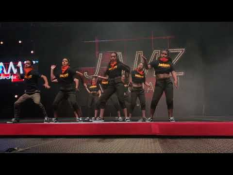 Project Vibe Jamz Nationals 2018 Hip Hop- 2nd Place