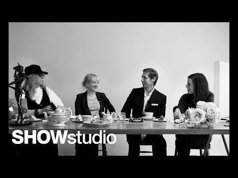 SHOWstudio: Rodarte Spring/Summer 2013 Panel Discussion