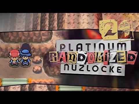 Pokémon Platinum Randomized Nuzlocke!! w/ TheKingNappy!! - Ep 29
