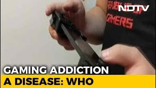 'Gaming Disorder' Classified As Mental Condition By WHO