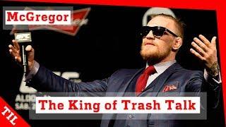 Conor McGregor | Best Trash Talking Moments During Faceoffs