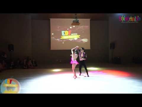 Ersin Altaş - Hande Atalay Dance Performance - EDF 2016