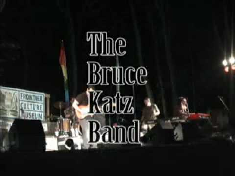 The Bruce Katz Band at the Summer Blues Festival, Staunton Virginia 2010