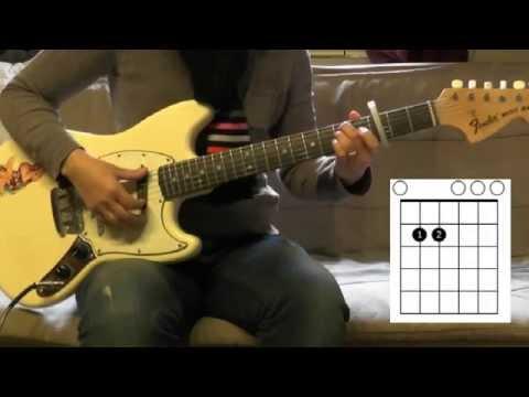 Comment jouer Julien Doré  Kiss me forever  ★Tuto Guitare Tab ★