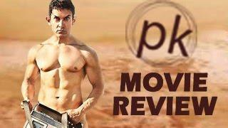 PK MOVIE REVIEW: Aamir Khans BEST PERFORMANCE till date!