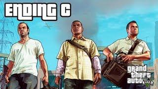 GTA V: Ending C - The Third Way (Deathwish) [1080p]