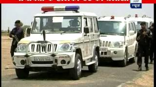 BSP upset after Maya's chopper, car checked in Karnataka