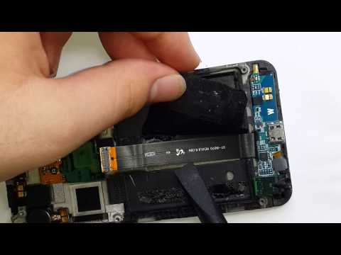 samsung galaxy s advance i9070 screen repair, replacement -  תיקון החלפת מסך לגלקסי אדוונס