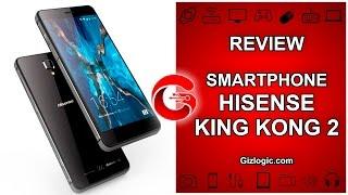 Review Hisense King Kong 2 C20 en español