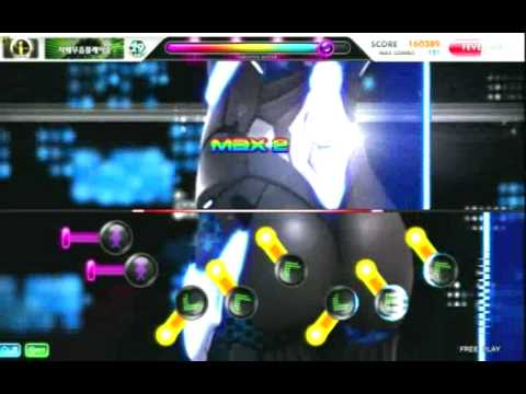 DJ Max Technika 2 Fermion HD