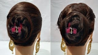 2 quick and easy juda hairstyles using clutcher || hair style girl || hairstyle for girls
