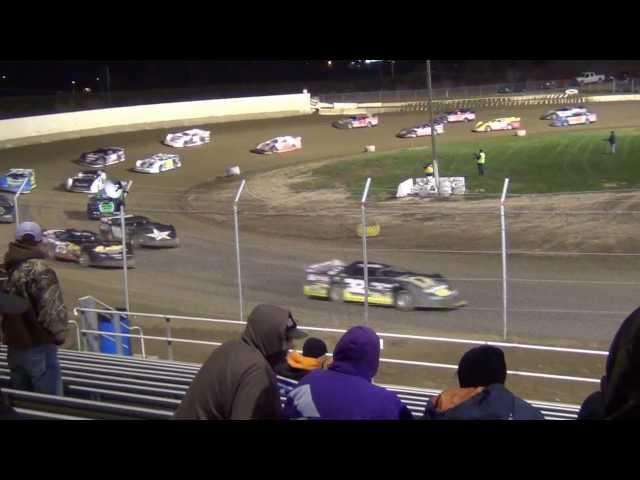2013 34 Raceway LM A Main 4-20-13
