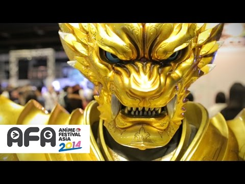 Anime Festival Asia 2014 (AFA 2014) Cosplay Music Video