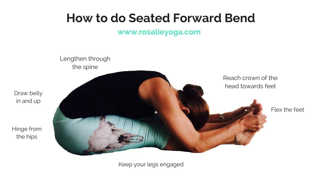 How to Do Seated Forward Bend (Paschimottanasana) in Yoga