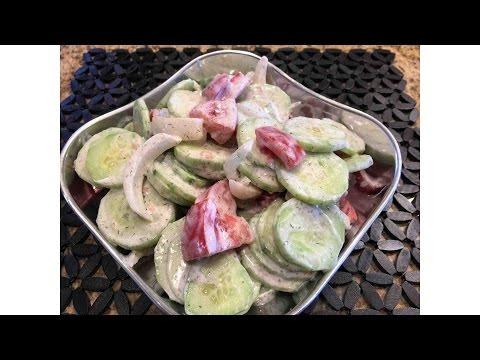Cucumber Salad – Lynn's Recipes
